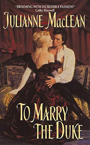9780060527044: To Marry the Duke (Avon Romance)