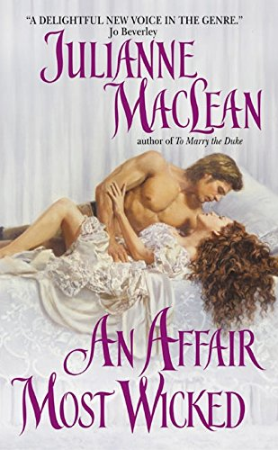 Affair Most Wicked, An: MacLean, Julianne