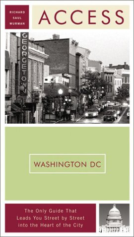 9780060527136: Access Washington, D.C. (Access Guides)