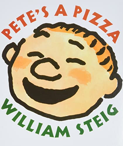 9780060527549: Pete's a Pizza Board Book