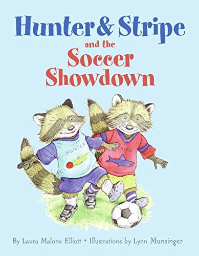 9780060527600: Hunter and Stripe and the Soccer Showdown