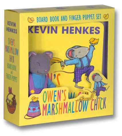 9780060527693: Owen's Marshmallow Chick Book and Finger Puppet