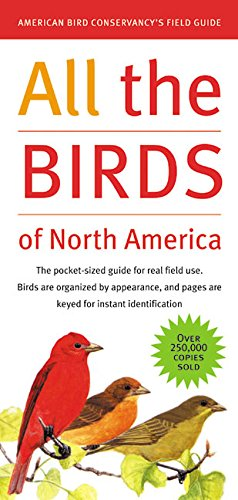 9780060527709: All the Birds of North America (American Bird Conservancy's Field Guide)