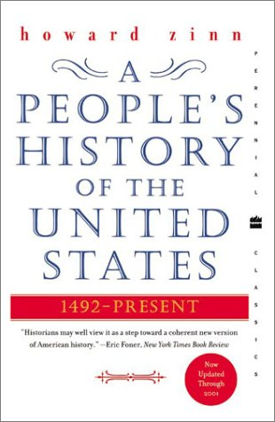 9780060528379: A people's history of the united states : 1492 to present (Perennial Classics)
