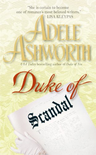9780060528416: Duke of Scandal