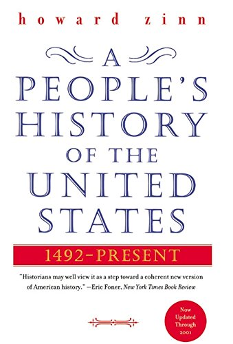 9780060528423: A People's History of the United States: 1492-2001