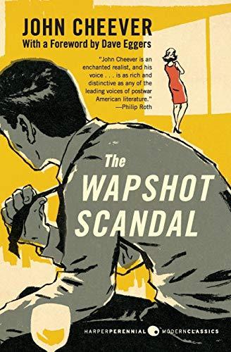 9780060528881: The Wapshot Scandal