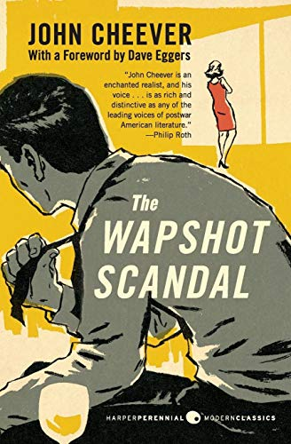 9780060528881: The Wapshot Scandal (Perennial Classics)