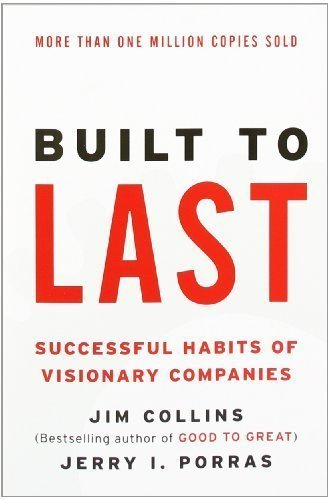 9780060528898: Built to Last: Successful Habits of Visionary Companies