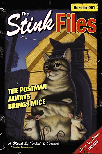 9780060529802: Stink Files, Dossier 001: The Postman Always Brings Mice, The