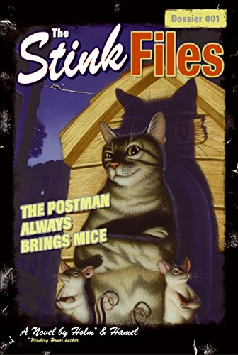 9780060529819: Stink Files, Dossier 001: The Postman Always Brings Mice, The