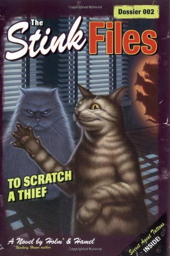9780060529826: The Stink Files, Dossier 002: To Scratch a Thief