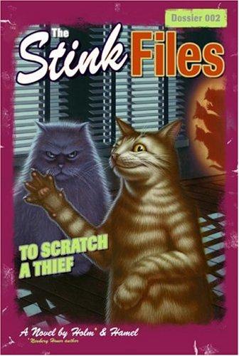 9780060529840: To Scratch a Thief (Stink Files)