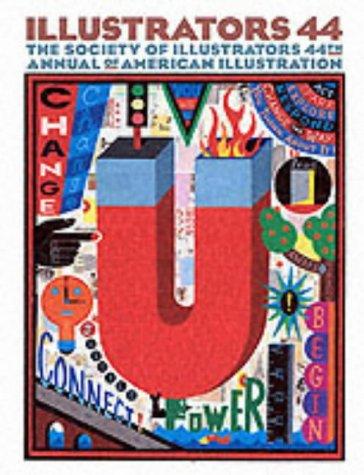 9780060529949: Illustrators 44: The Society of Illustrator's 4th Annual of American Illustration
