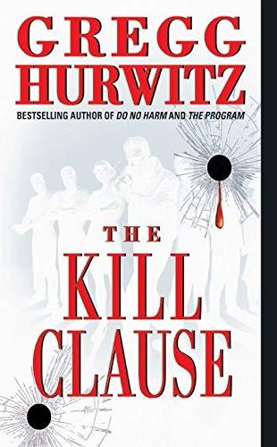 9780060530396: Kill Clause
