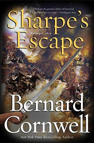 9780060530471: Sharpe's Escape: Richard Sharpe & the Bussaco Campaign, 1810 (Richard Sharpe's Adventure Series #10)