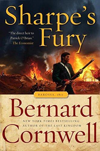 9780060530488: Sharpe's Fury: Richard Sharpe and the Battle of Barrosa, March 1811 (Richard Sharpe Adventure)