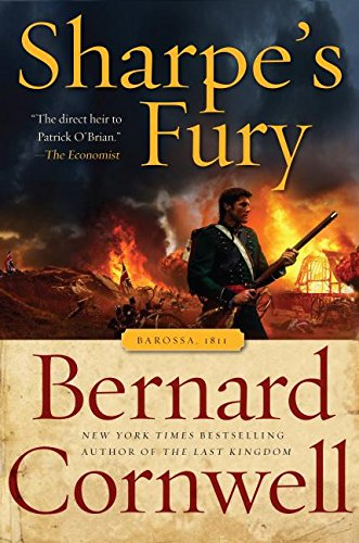 9780060530488: Sharpe's Fury: Richard Sharpe & the Battle of Barrosa, March 1811 (Richard Sharpe's Adventure Series #11)