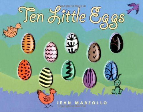 9780060530525: Ten Little Eggs