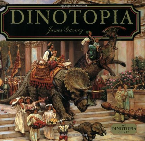 9780060530648: Dinotopia: A Land Apart from Time