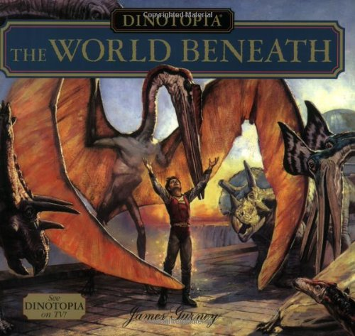 9780060530655: Dinotopia: The World Beneath