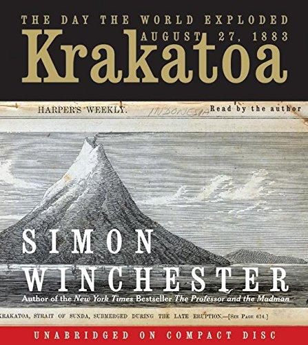 9780060530679: Krakatoa CD: The Day the World Exploded: August 27, 1883