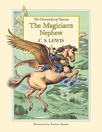 9780060530846: The Magician's Nephew: Color Gift Edition (Chronicles of Narnia (HarperCollins Hardcover))