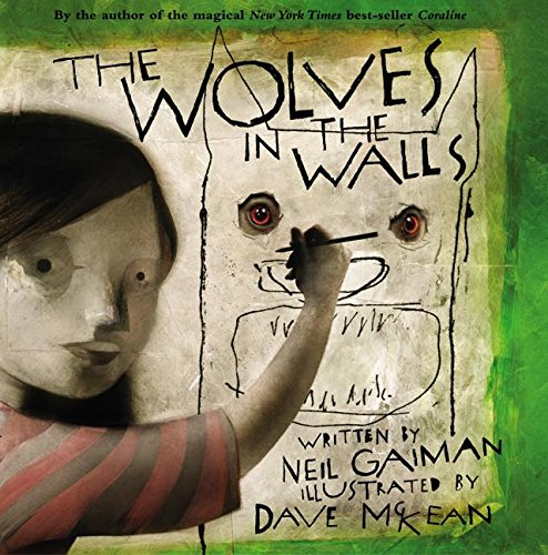 9780060530877: The Wolves in the Walls