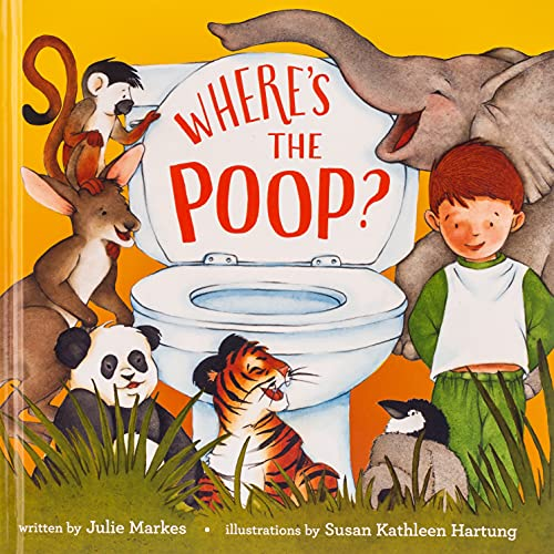 9780060530891: Where's the Poop?