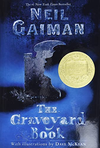 9780060530921: The Graveyard Book