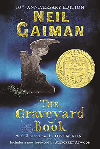 9780060530945: The Graveyard Book
