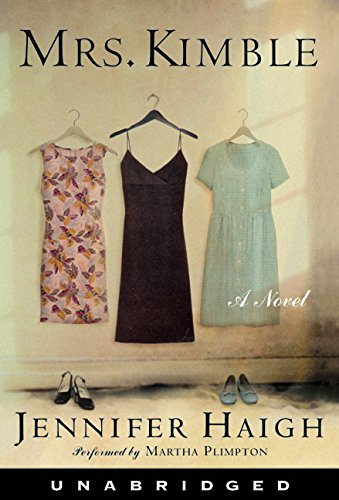 9780060530976: Mrs. Kimble: A Novel