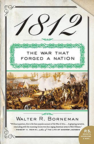 9780060531133: 1812: The War That Forged a Nation