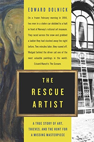 The Rescue Artist: Edward Dolnick
