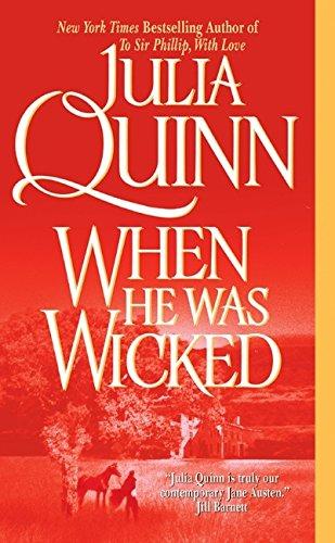 9780060531232: When He Was Wicked (Bridgerton Family Series)