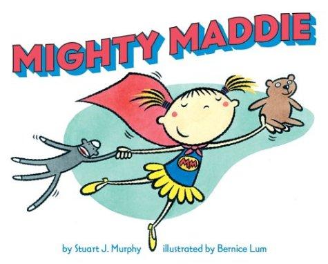 9780060531591: Mighty Maddie (Mathstart: Level 1 (HarperCollins Hardcover))
