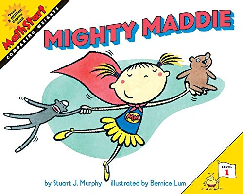9780060531614: Mathstart Mighty Maddie (Mathstart: Level 1 (HarperCollins Paperback))