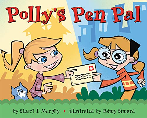 9780060531683: Polly's Pen Pal (MathStart 3)