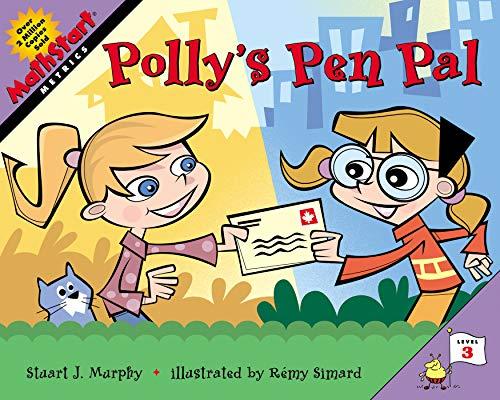 9780060531706: Polly's Pen Pal (MathStart 3)
