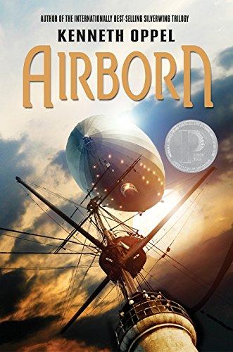 9780060531805: Airborn (Bccb Blue Ribbon Fiction Books (Awards))
