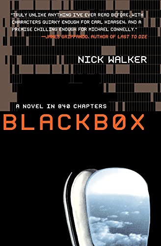9780060532246: BLACKBOX: A Novel in 840 Chapters