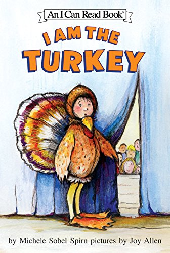 9780060532314: I Am the Turkey (I Can Read Book 2)