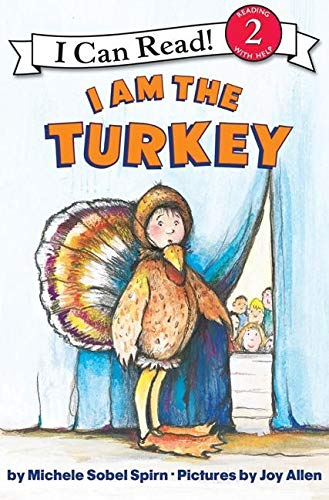 9780060532321: I Am the Turkey (I Can Read Book 2)