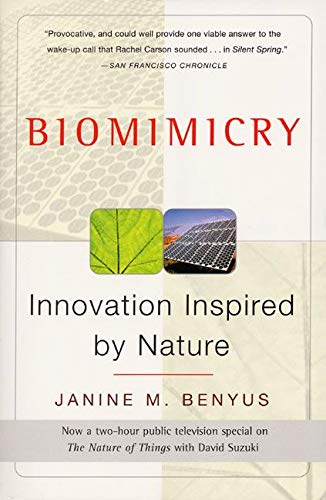 9780060533229: Biomimicry: Innovation Inspired by Nature