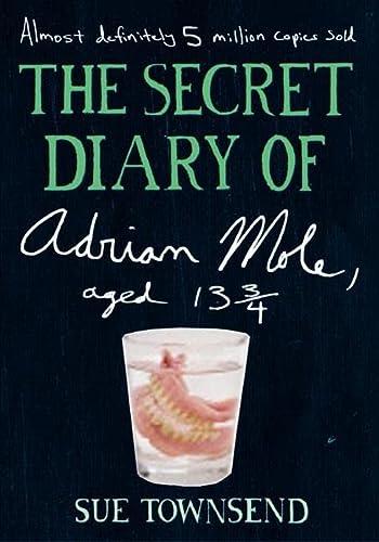 9780060533991: The Secret Diary of Adrian Mole, Aged 13 3/4