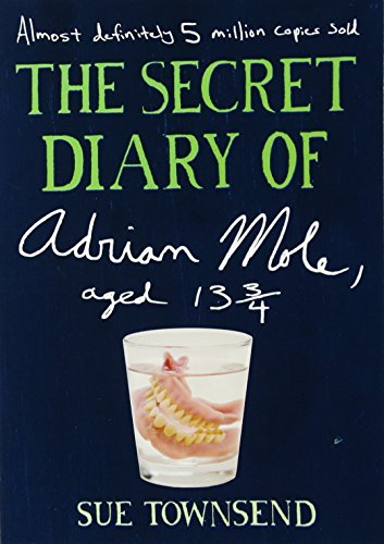 9780060533991: The Secret Diary of Adrian Mole, Aged 13 3/4