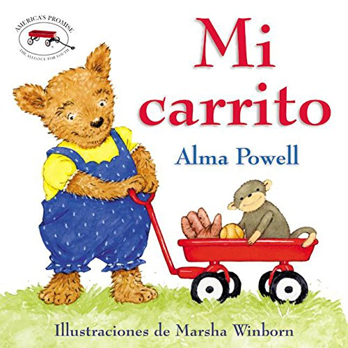 9780060534028: My Little Wagon (Spanish edition): Mi carrito