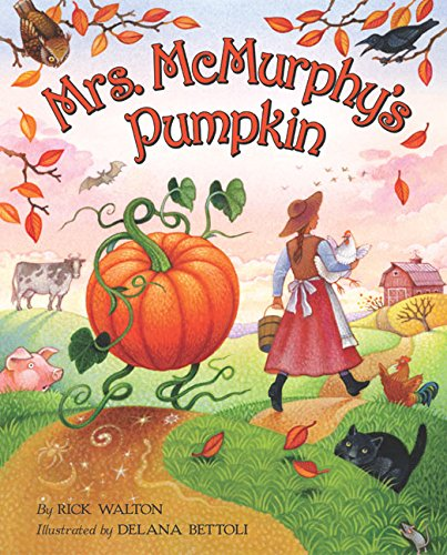 9780060534097: Mrs. McMurphy's Pumpkin