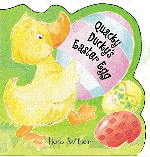 9780060534301: Quacky Ducky's Easter Egg