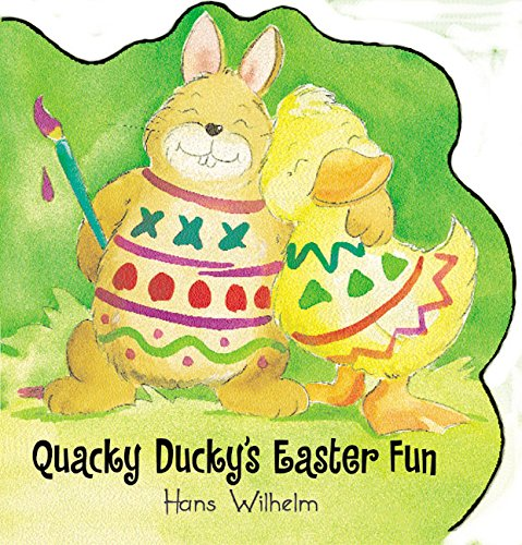 Quacky Ducky's Easter Fun: Wilhelm, Hans